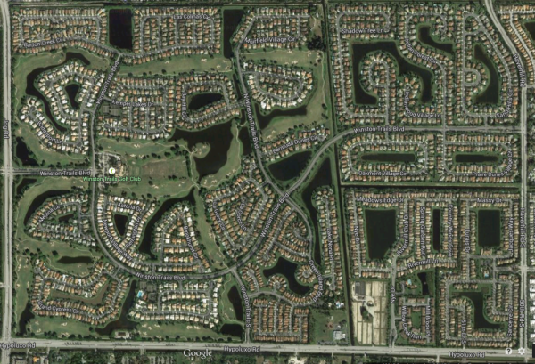 Winston Trails, Lake Worth